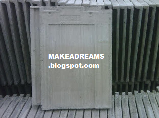 Genteng Beton || MAKEADREAMS
