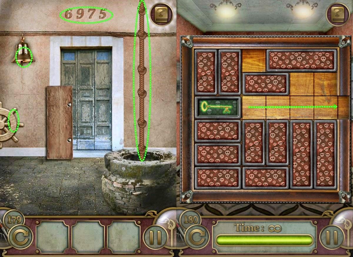 Escape The Mansion Level 178 179 180 181 182 Solution