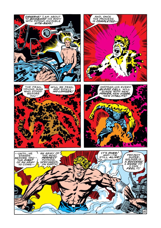 Captain America (1968) Issue #109 #23 - English 16