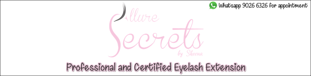 Allure Secrets Eyelash Extension