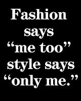 Moda - Identifiquem o vosso estilo pessoal