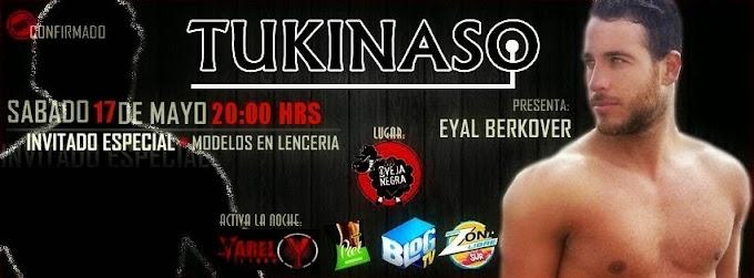 Eyal Berkover en el Tukinaso II - 17 de mayo