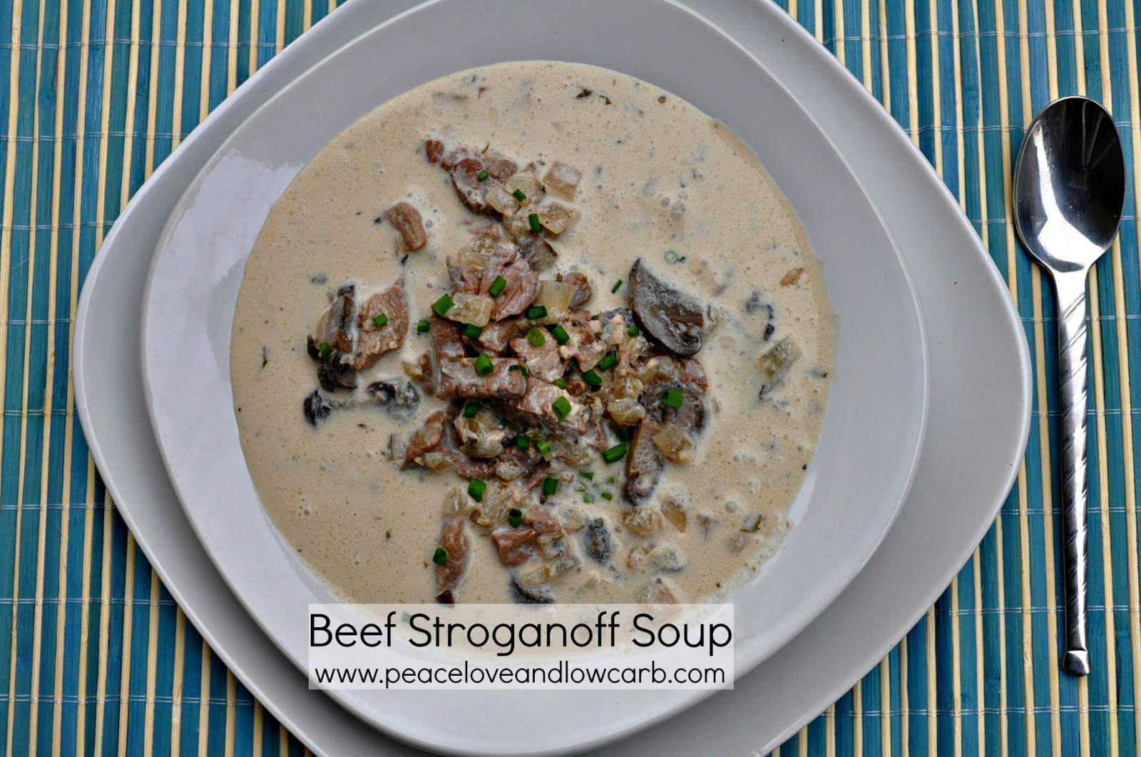 Mushroom Stroganoff Soup, Improved Recipes — Dishmaps