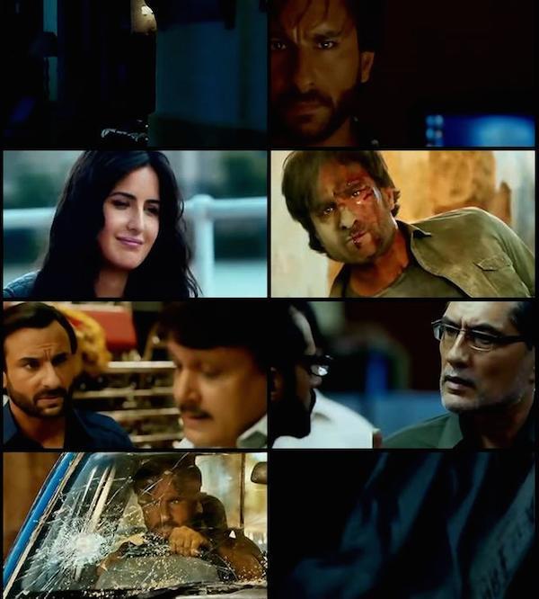 Phantom 2015 Hindi DVDScr AAC 700MB