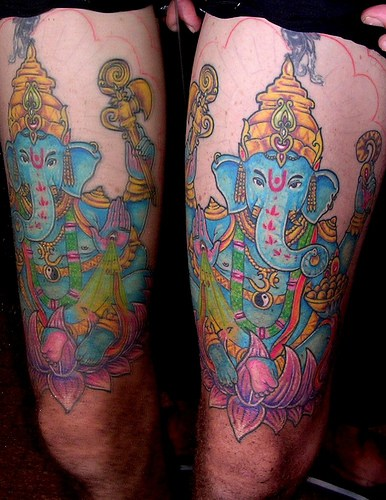 ganesha tattoos. Ganesha Tattoos (want, need,