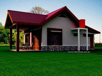 gambar desain rumah sederhana 02