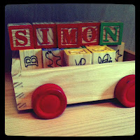 baby blocks Simon