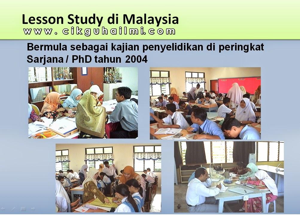 Lesson Study PLC di Malaysia
