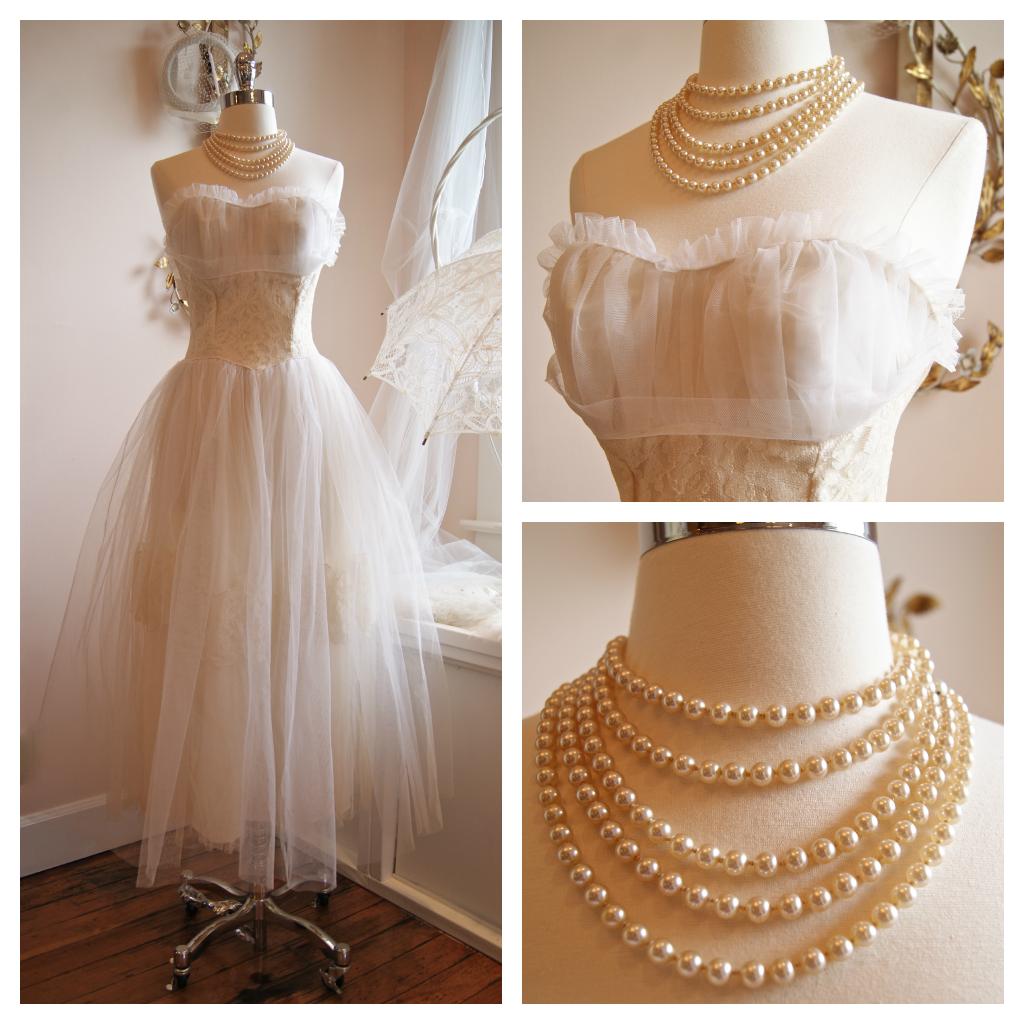 vintage style wedding dresses portland oregon 50s wedding dress Vintage Style Wedding Dresses Portland Oregon 10