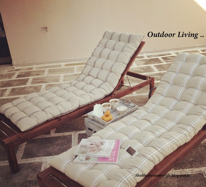 { Must-have , Wish-list dell'Outdoor Living } - shabby&countrylife.blogspot.it