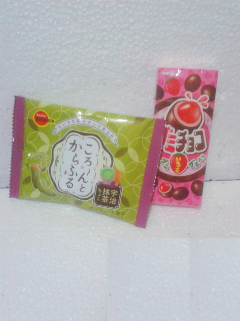 Candy, Cozinha Kawaii, Food, Japan, Japanese Candy, kawaii, Review, TokyoTreat, Unboxing,