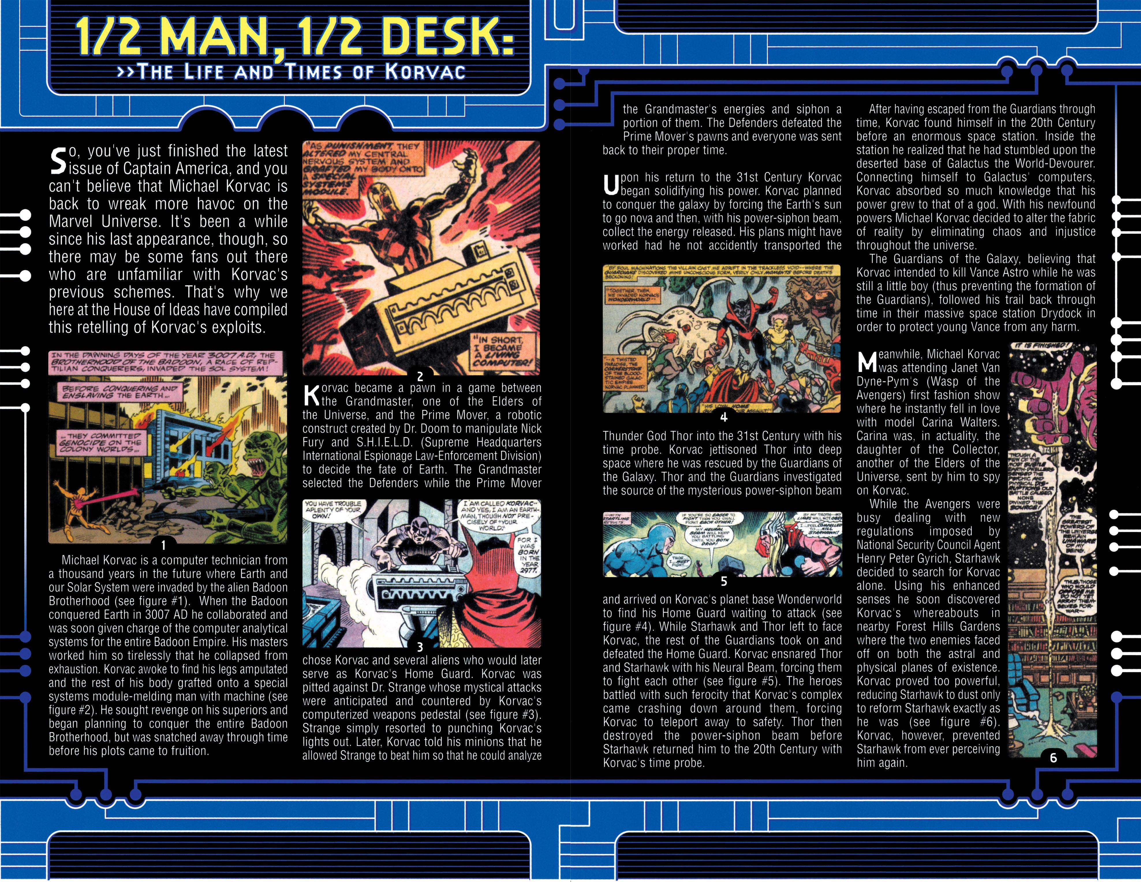 Captain America (1998) Issue #17 #23 - English 19