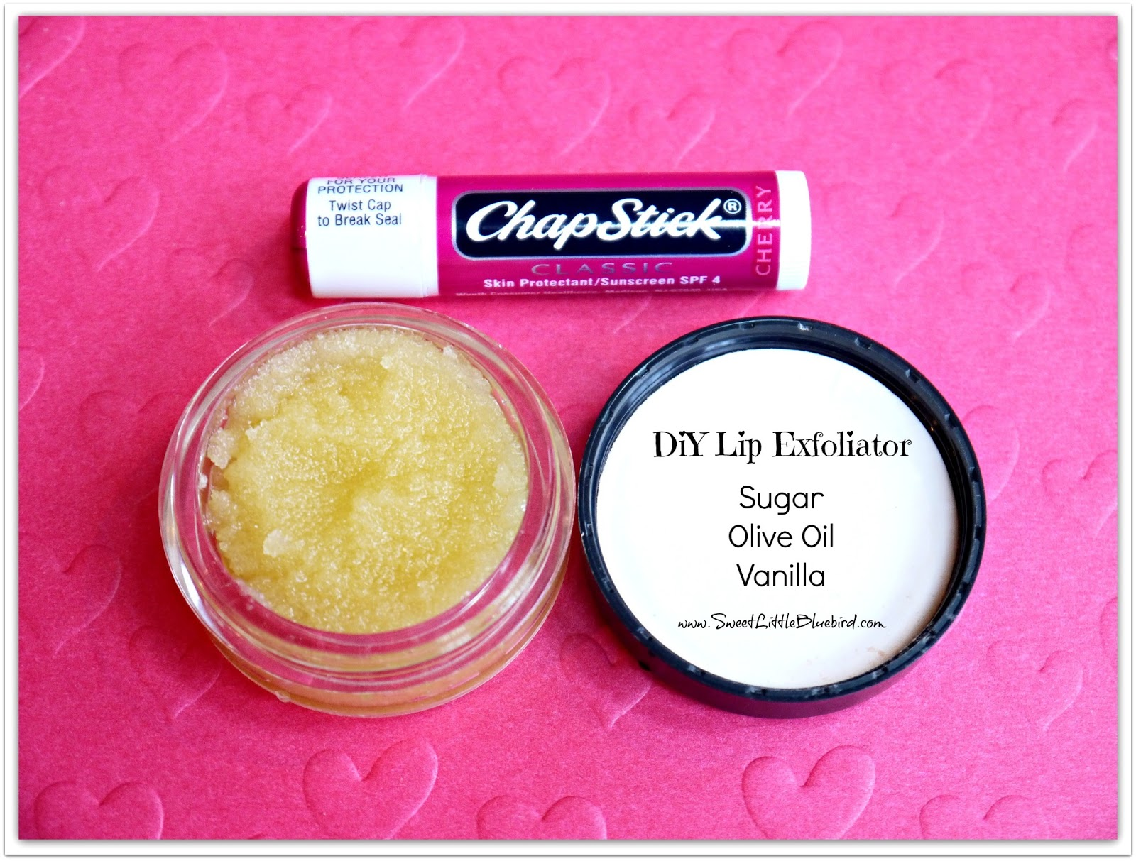 Diy Lip Exfoliator: