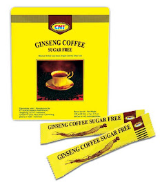 CNI GINSENG COFFEE SUGAR FREE