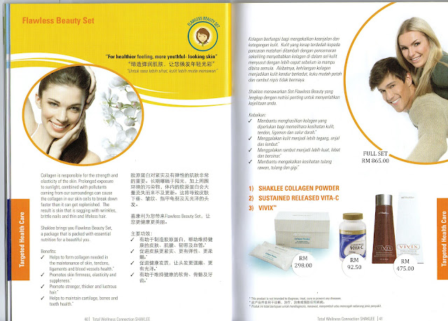 shaklee collagen