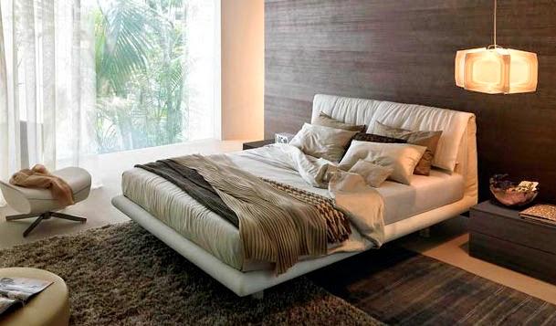 Hermosos dormitorios matrimoniales modernos dormitorios for Habitacion matrimonial moderna