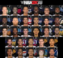 NBA 2k14 Ultimate Custom Roster Update v6.3 : February 25th, 2016 - Trades and Transactions - HoopsVilla