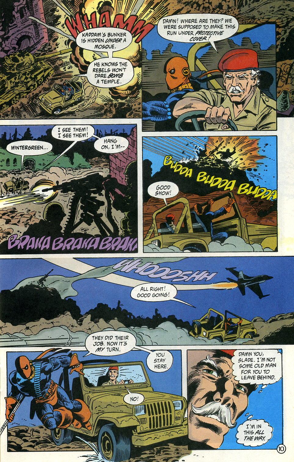 Deathstroke (1991) Issue #3 #8 - English 13