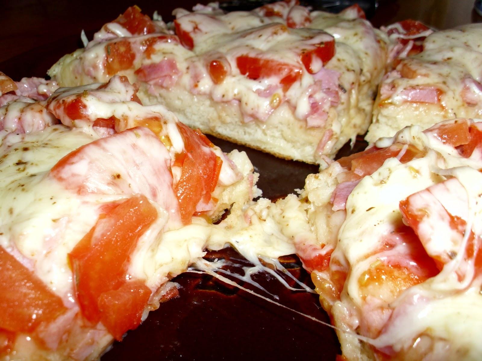 Пиццу в мультиварке рецепты 193