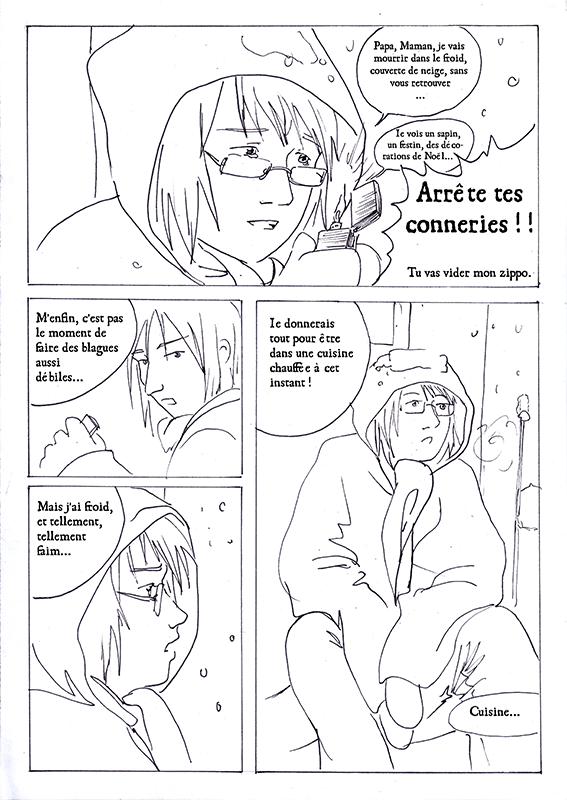 Les Clefs de chez soi, page 9 (Astate)