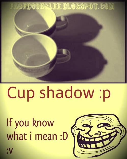 Funny-shadow-of-cup-facebookglee
