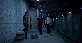 B.A.P BAP One Shot Daehyun Jongup subway