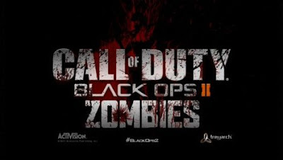 black ops II zombies