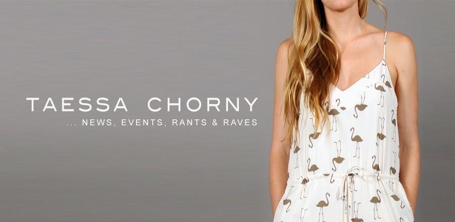 TAESSA CHORNY