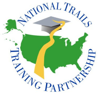 National Trails Training Partnership Logo