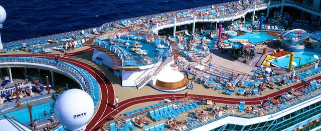 Cruzeiro Miami Majesty Of The Seas Piscina