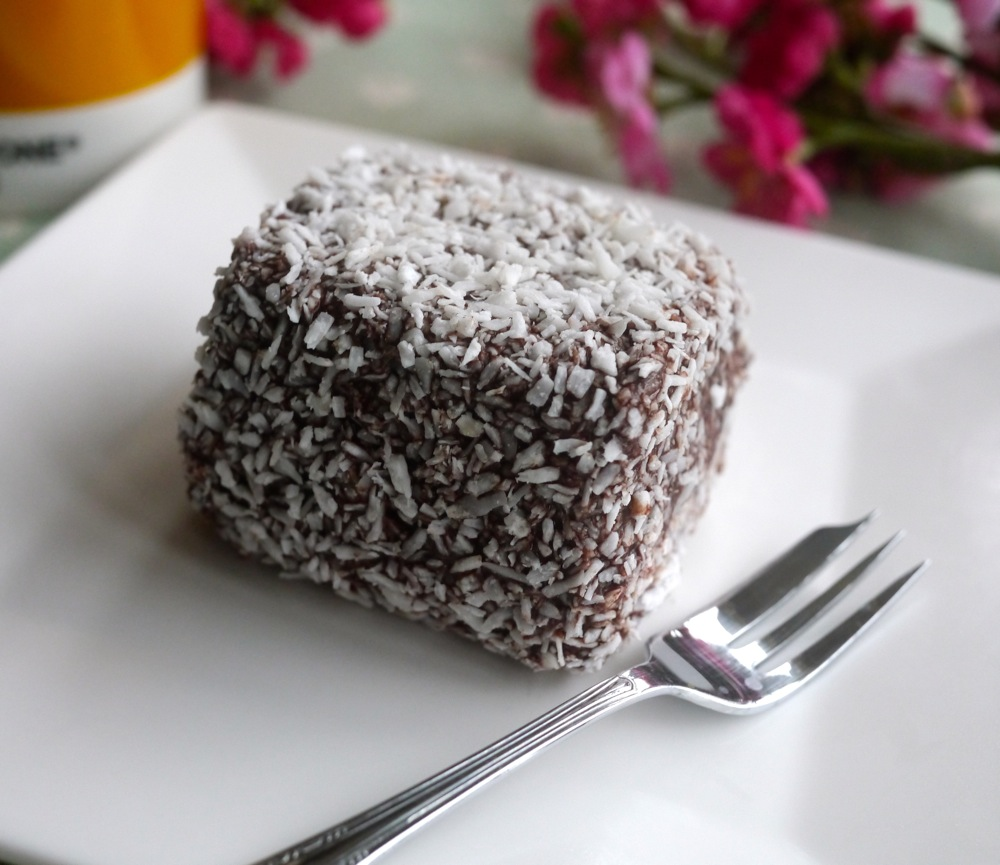 Victoria's Cake Boutique: Australia Day Lamingtons