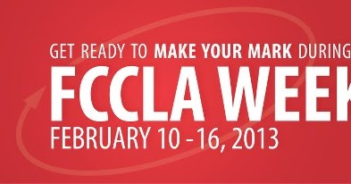 FCCLA National Executive Council FCCLA Week Ideas