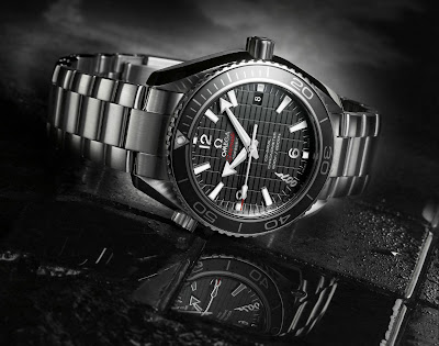 Omega Seamaster Skyfall 007 Watch HD Desktop Wallpaper