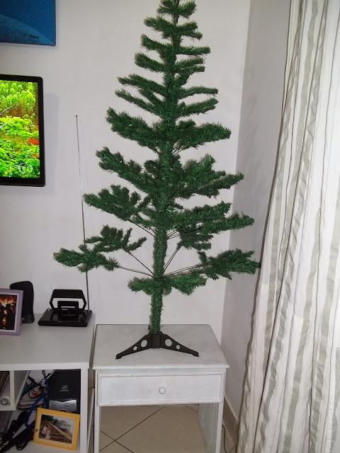 como fazer uma decoração de natal