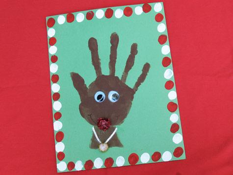 Creaparv ideas para hacer recuerditos con ni os peque os - Manualidades de navidad para ninos pequenos ...