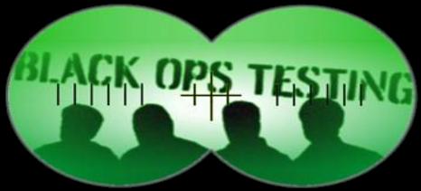 Black Ops Testing