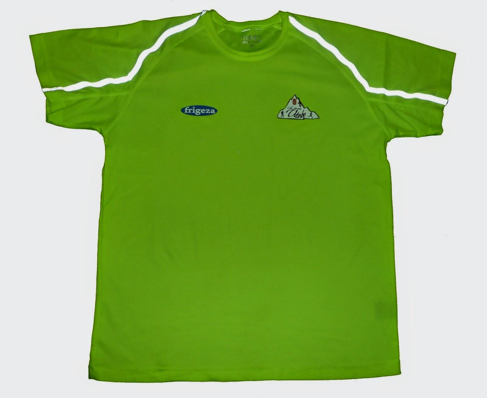 Camiseta del club