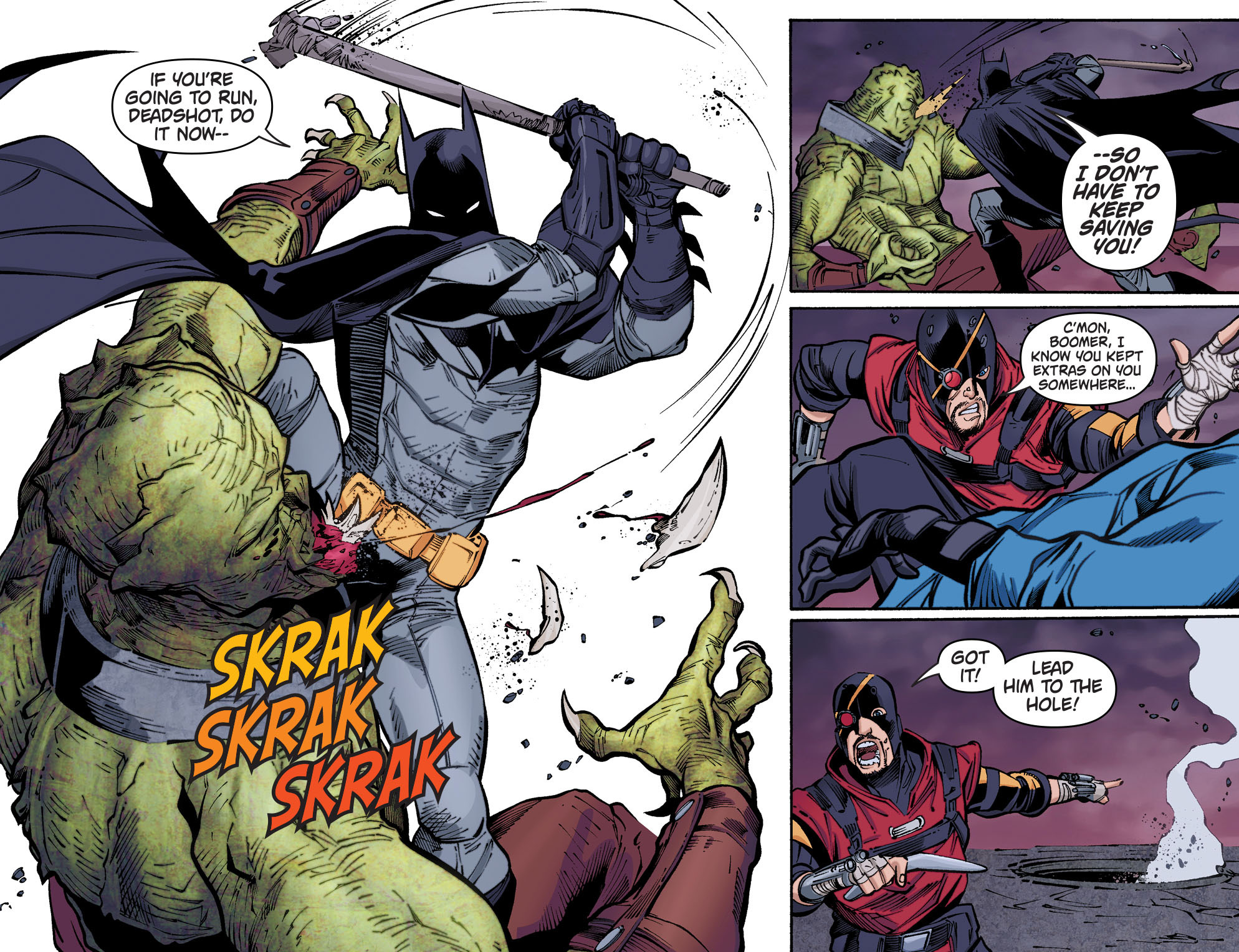 Batman: Arkham Knight [I] Issue #23 #25 - English 18