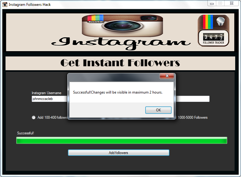 instagram auto follower tool