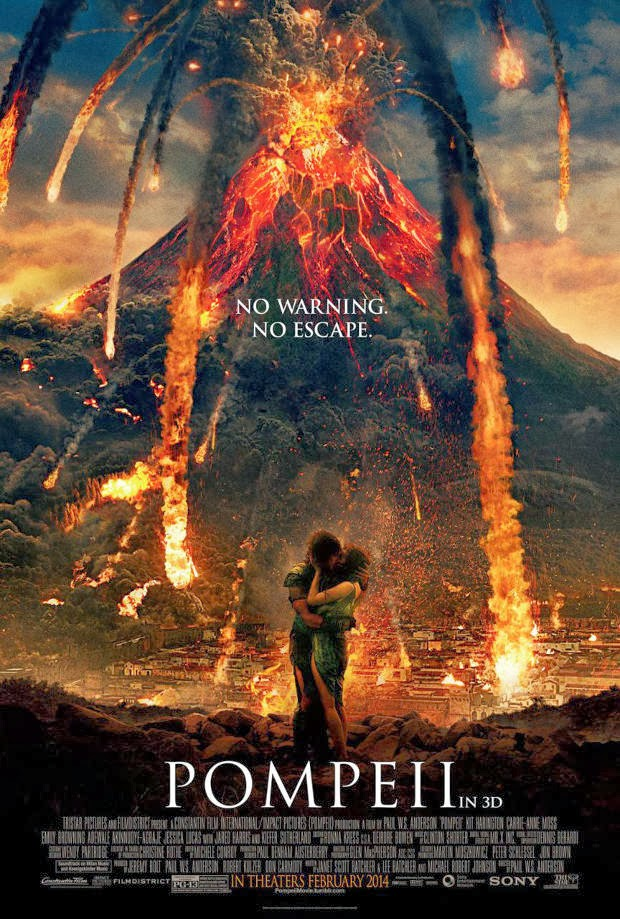 Pompeii 2014 Movie Putlocker 2014