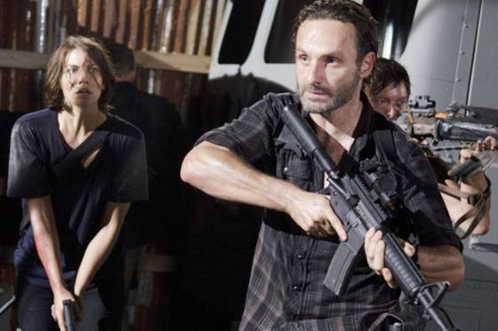 Assistir - The Walking Dead - S03E09: The Suicide King - Online