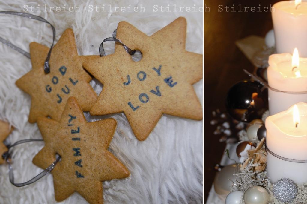Diy kekssterne tannenbaumschmuck s t i l r e i c h blog - Stilreich blog instagram ...