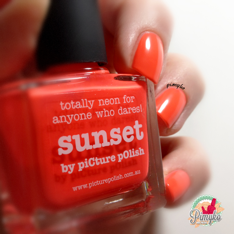 "Pimyko ""Sunset"" by Picture Polish"