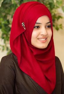 jilbab keren kerudung