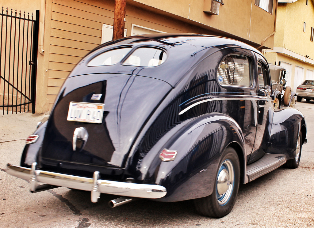 limeworks speedshop for sale 1940 ford 2 door sedan