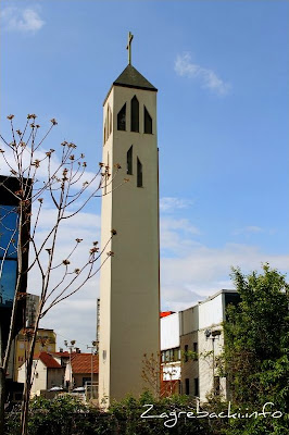 Crkva Sv. Josip - Trešnjevka