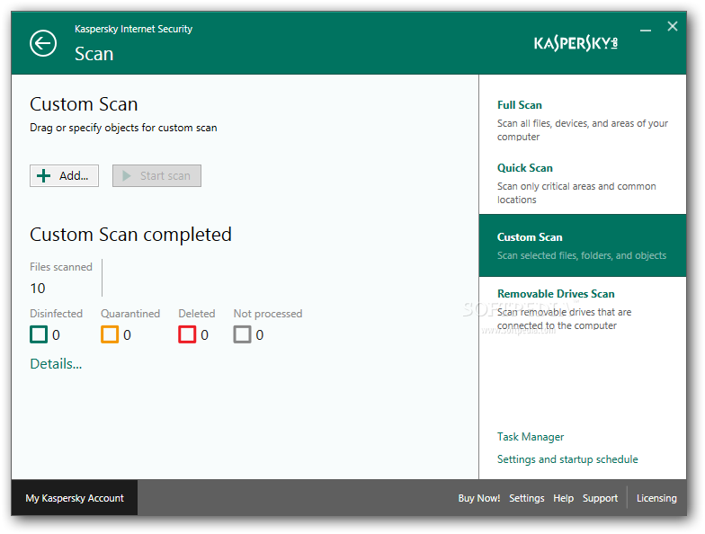 Kaspersky Internet Security [DISCOUNT: 25% OFF!] 2013 13.0.1.4190 / 2014 14.0.0.4651 RC Software Free Download