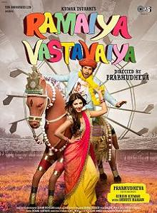 Ramaiya Vastavaiya 2013 Hindi Movie Watch Online