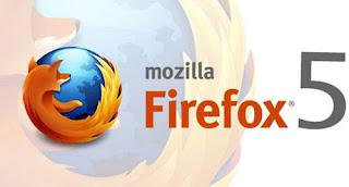 متصفح فير فوكس موزيلا Mozilla Firefox 5 Download Free