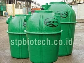 SEPTIC TANK BIOTECH TYPE BT